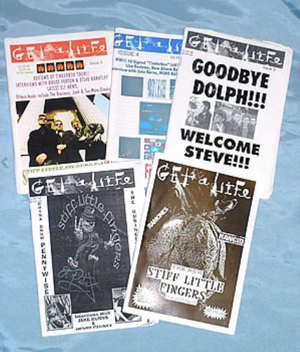Fanzines online dating