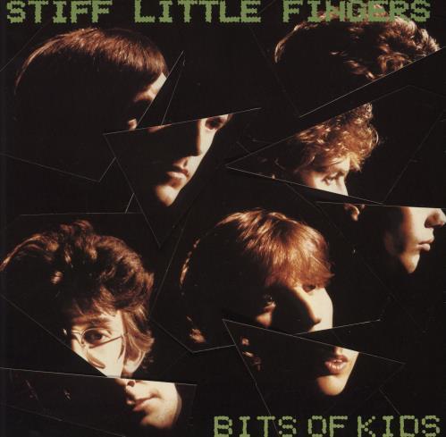 "Stiff Little Fingers Bits Of Kids 12"" vinyl single (12 inch record / Maxi-single) UK SFI12BI113473"
