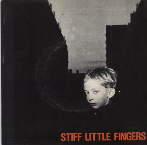 "Stiff Little Fingers Gotta Gettaway 7"" vinyl single (7 inch record) UK SFI07GO89573"