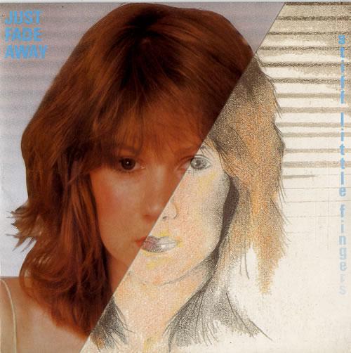 "Stiff Little Fingers Just Fade Away 7"" vinyl single (7 inch record) UK SFI07JU615443"