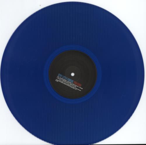 Stiff Little Fingers Tinderbox - Blue Vinyl vinyl LP album (LP record) UK SFILPTI768296