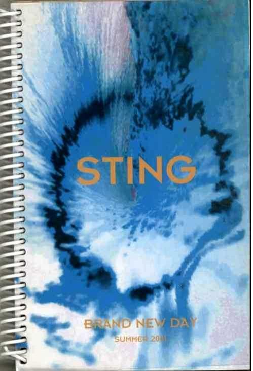 Sting Brand New Day Tour - Crew Itineraries Itinerary UK STIITBR233468