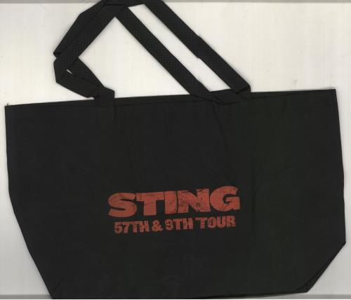 Sting Fan Club Bundle fanzine UK STIFAFA701258