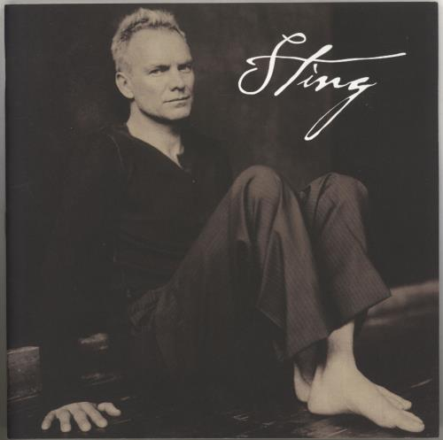 Sting From The Vault II DVD UK STIDDFR716792
