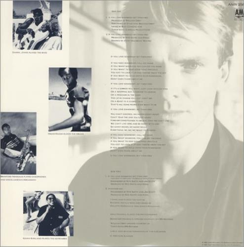 "Sting If You Love Somebody Set Them Free 12"" vinyl single (12 inch record / Maxi-single) UK STI12IF16111"