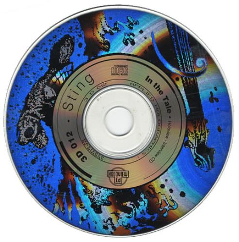 Sting In The Tale - Interview Cd CD album (CDLP) UK STICDIN19914