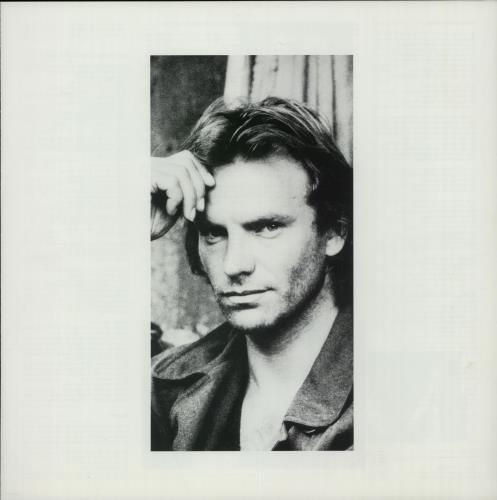 Sting Nothing Like The Sun - Complete 2-LP vinyl record set (Double Album) UK STI2LNO236240