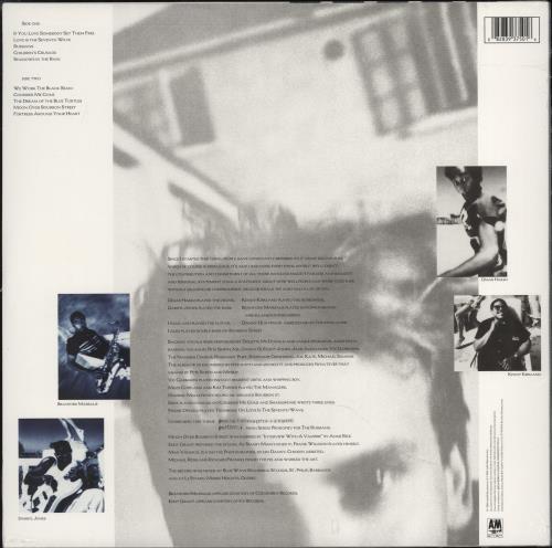 Sting The Dream Of The Blue Turtles - 180gm - Sealed vinyl LP album (LP record) UK STILPTH774577