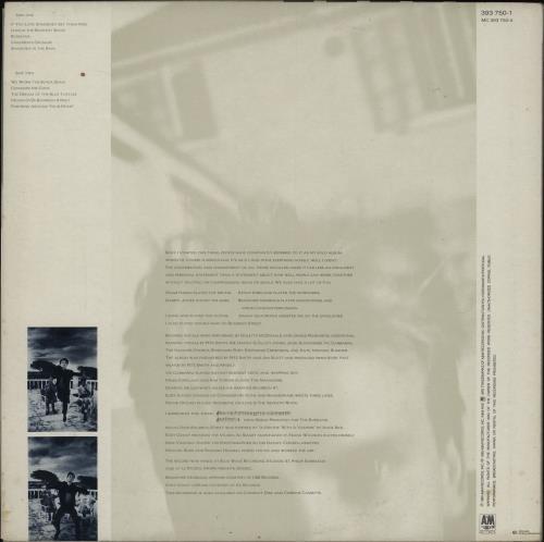 Sting The Dream Of The Blue Turtles vinyl LP album (LP record) Portugese STILPTH757906