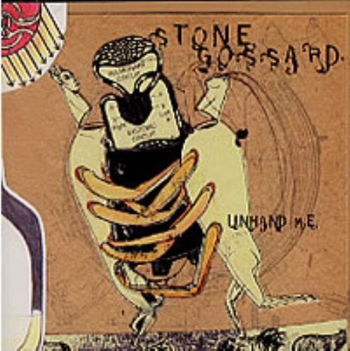 "Stone Gossard Unhand Me CD single (CD5 / 5"") US S.GC5UN195214"