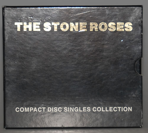 Stone Roses Compact Disc Singles Collection CD Single Box Set UK STOCXCO24724