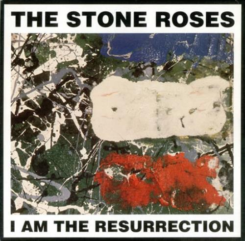 Stone Roses I Am The Resurrection Print Uk 12 Quot Vinyl