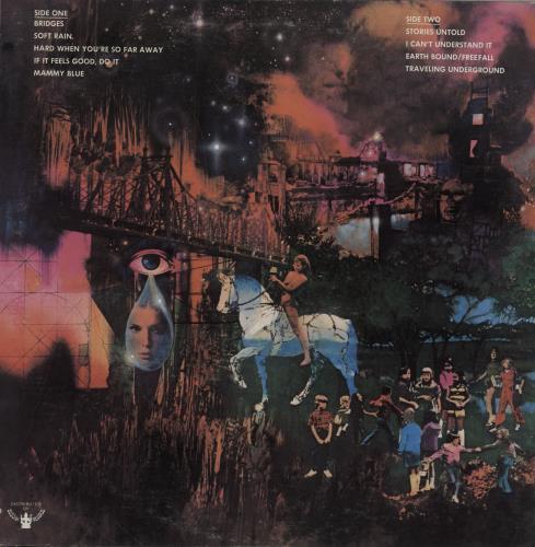 Stories Traveling Underground vinyl LP album (LP record) US IE-LPTR756984