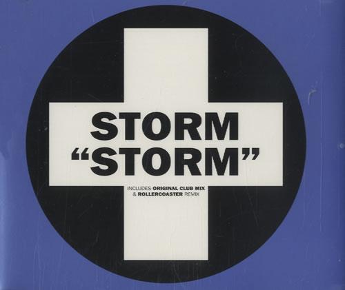 Storm (90s) Storm UK CD single (CD5 / 5