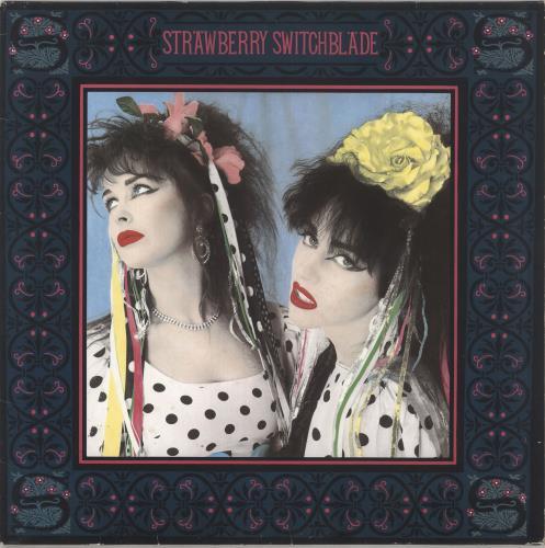 Strawberry Switchblade Strawberry Switchblade - EX vinyl LP album (LP record) UK SWSLPST742102