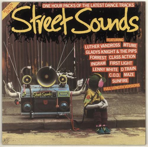 Street Sounds Compilation Street Sounds Edition 4 Full