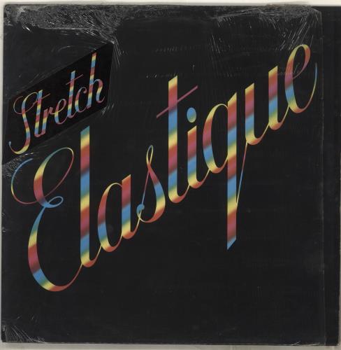 Stretch Elastique vinyl LP album (LP record) UK SEHLPEL98803