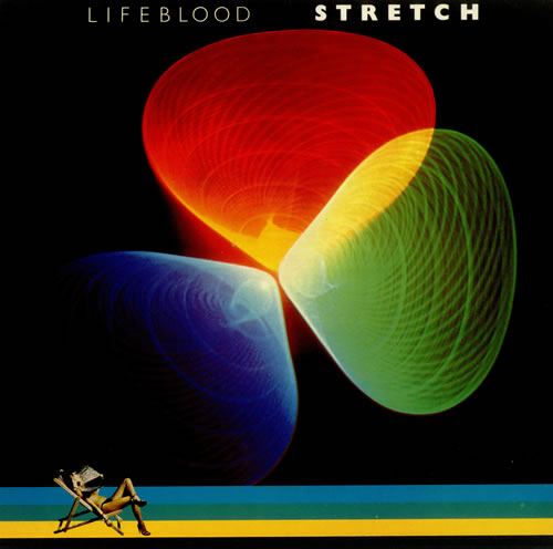 Stretch Lifeblood vinyl LP album (LP record) UK SEHLPLI98810