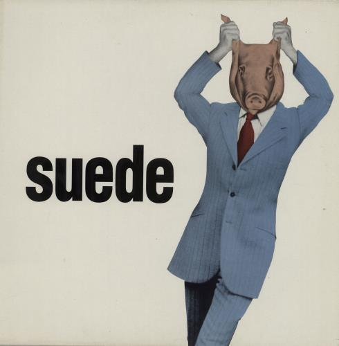 """Suede Animal Nitrate - Ex 12"""" vinyl single (12 inch record / Maxi-single) UK SUE12AN684612"""