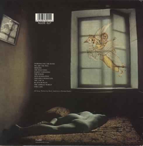 Suede Dog Man Star - EX 2-LP vinyl record set (Double Album) UK SUE2LDO743163