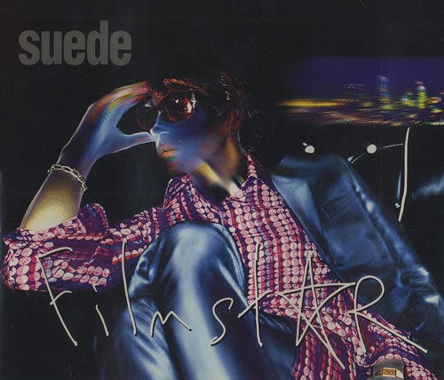 "Suede Film Star - Cd2 - Live Pack CD single (CD5 / 5"") UK SUEC5FI92453"