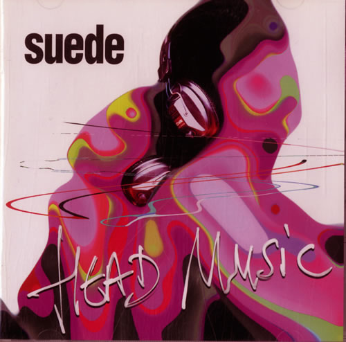 Suede Head Music CD album (CDLP) UK SUECDHE579515