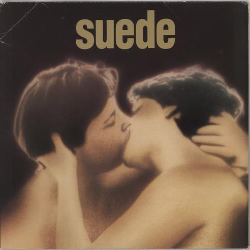 Suede Suede - EX vinyl LP album (LP record) UK SUELPSU284383