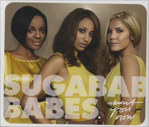 Sugababes About You Now 2-CD single set (Double CD single) UK SGB2SAB414463