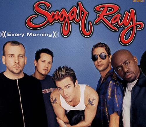 Sugar Ray Every Morning Single