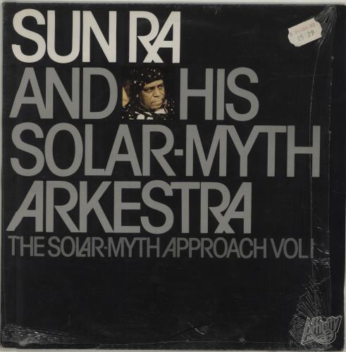 Sun ra the solar myth approach vol 1 uk vinyl lp album lp record sun ra the solar myth approach vol 1 vinyl lp album lp malvernweather Image collections