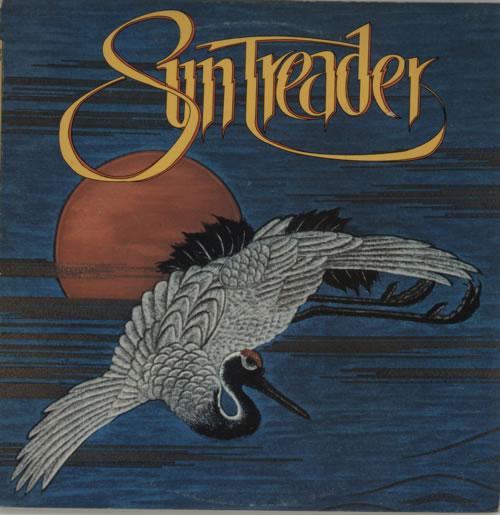 Sun Treader Zin-Zin vinyl LP album (LP record) UK ST3LPZI260927