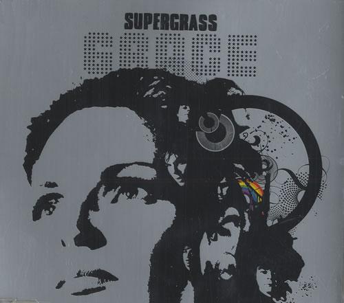 """Supergrass Grace CD single (CD5 / 5"""") UK SGSC5GR465781"""