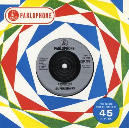 "Supergrass I Should Coco + 7"" vinyl LP album (LP record) UK SGSLPIS117563"