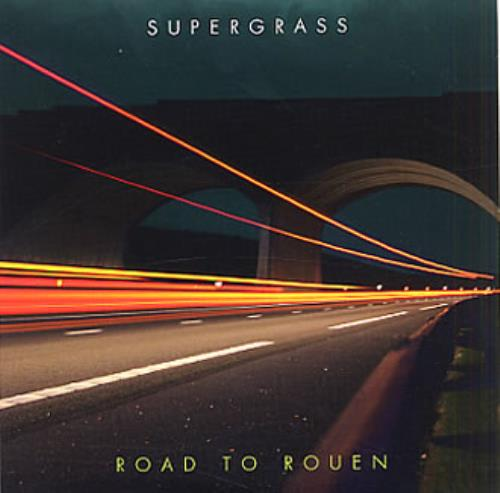 Supergrass Road To Rouen CD album (CDLP) UK SGSCDRO334551