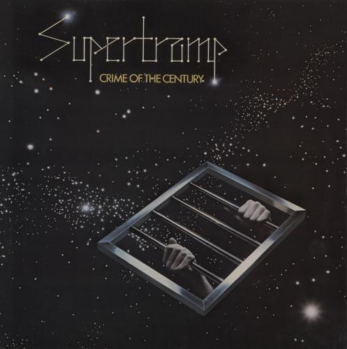 Supertramp Crime Of The Century - 1st + Insert - EX vinyl LP album (LP record) UK SPTLPCR636085
