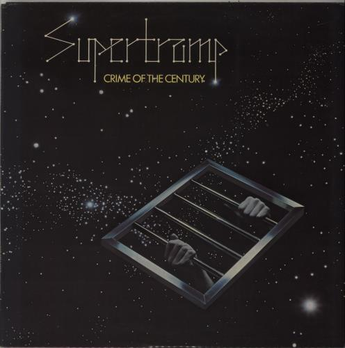 Supertramp Crime Of The Century vinyl LP album (LP record) South African SPTLPCR661961