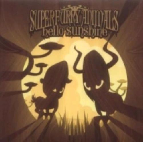 Super Furry Animals Hello Sunshine CD/DVD single set UK SFASDHE257926
