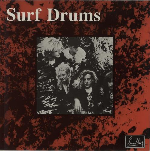 "Surf Drums Take It With Me 12"" vinyl single (12 inch record / Maxi-single) UK YU712TA682739"