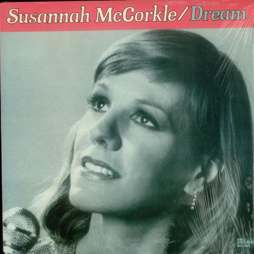 Susannah McCorkle Dream vinyl LP album (LP record) US S2MLPDR545399