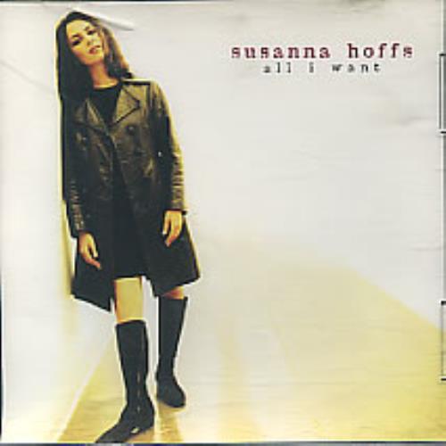 "Susanna Hoffs All I Want CD single (CD5 / 5"") US HOFC5AL75792"