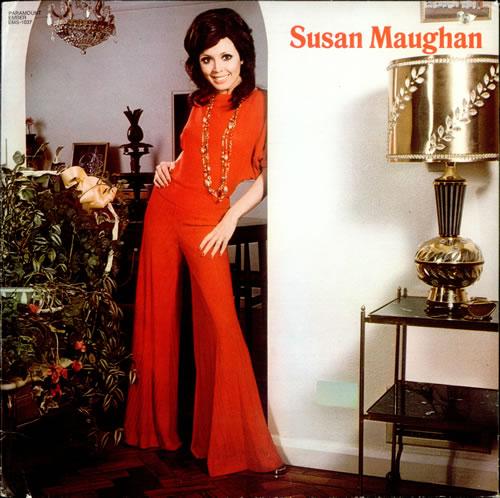 Susan Maughan Susan Maughan vinyl LP album (LP record) US SM.LPSU530055