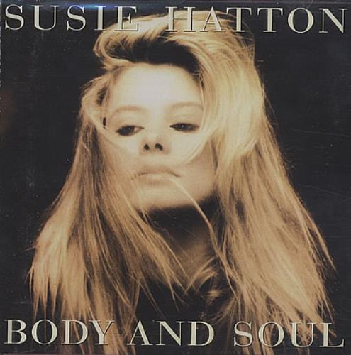Susie Hatton Body And Soul CD album (CDLP) US HT1CDBO376297