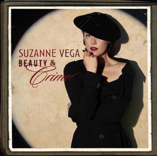 Suzanne Vega Beauty & Crime CD album (CDLP) Japanese VEGCDBE402360