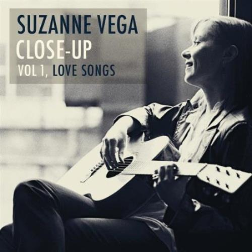 Suzanne Vega Close-Up Vol  1: Love Songs US CD album (CDLP