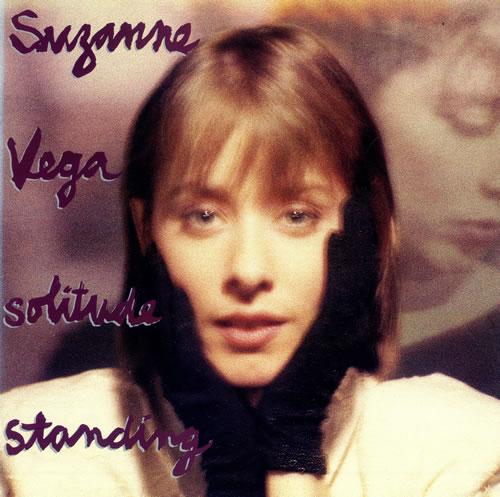 Suzanne Vega Solitude Standing - Complete vinyl LP album (LP record) UK VEGLPSO179679