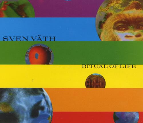 "Sven Vath Ritual Of Life CD single (CD5 / 5"") German SVVC5RI432000"