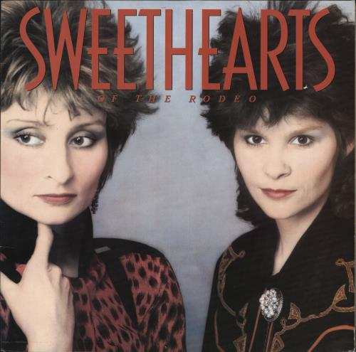 Sweethearts Of The Rodeo Sweethearts Of The Rodeo vinyl LP album (LP record) UK ZWELPSW717581