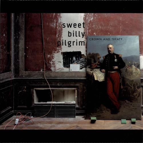 Sweet Billy Pilgrim Crown And Treaty vinyl LP album (LP record) UK PI7LPCR704430
