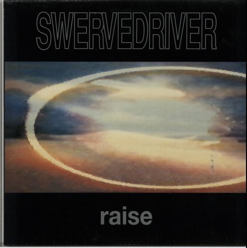 "Swervedriver Raise + 7"" vinyl LP album (LP record) UK SWELPRA285197"