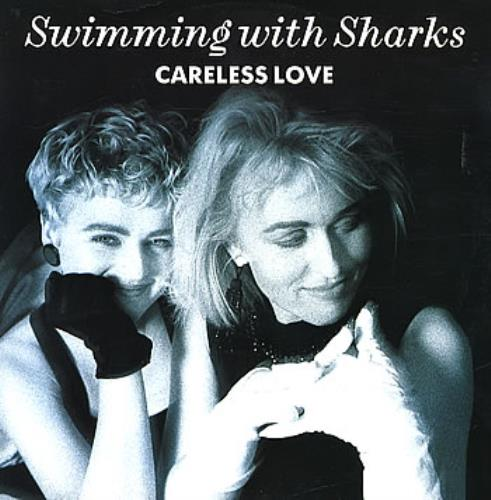 "Swimming With Sharks Careless Love 12"" vinyl single (12 inch record / Maxi-single) UK SWH12CA218179"